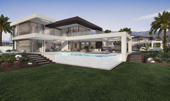 Villa en Marbella 445 m2, jardin, piscina   | 4f172cbc-55ee-4fc2-b748-861a01727e78-570x340-jpg