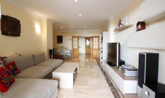 Апартаменты в Эстепоне, Марбелья, 127 м2, сад, бассейн, парковка   | 2