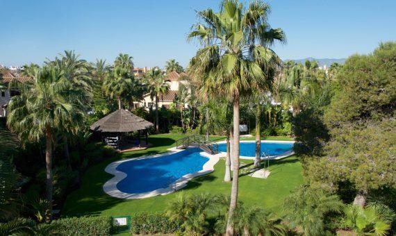 Апартаменты в  Пуэрто-Банусе, Марбелья, 695 м2, сад, бассейн, парковка   | 2
