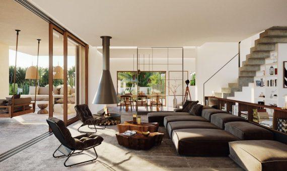 Villa en Marbella Este, 574 m2, jardin, piscina, aparcamento   | 2