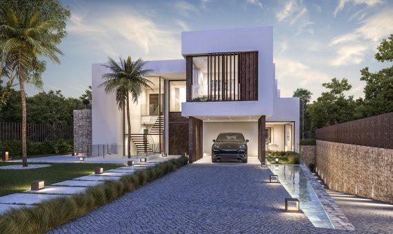 Villa in San Pedro de Alcantara, Marbella, 1065 m2, garden, pool, parking   | 2