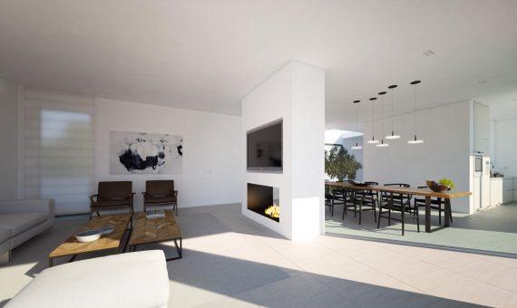 Villa in Estepona, Marbella, 320 m2, garden, pool, parking     4