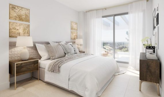 Apartment in Marbella 139 m2, garden, pool, parking   | 2