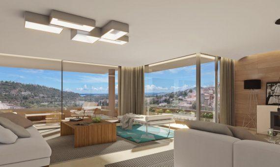 Apartamento en Marbella 193 m2, jardin, piscina, aparcamento   | 2