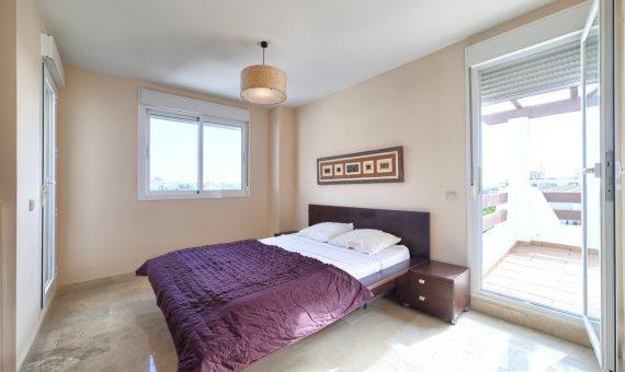 Apartamento en Marbella 93 m2, jardin, piscina, aparcamento   | 4
