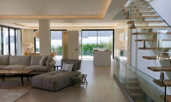 Villa en Marbella Golden Mile, jardin, piscina, aparcamento   | 3