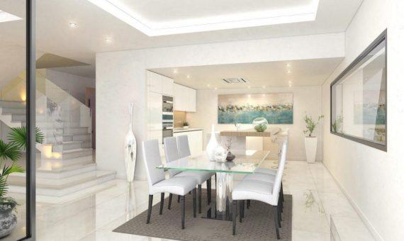 Villa in Estepona, Marbella, 353 m2, garden, pool     4