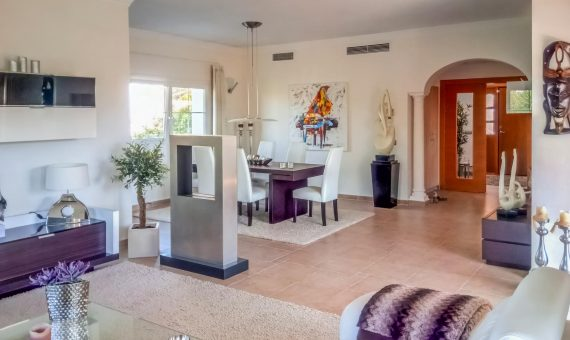 Villa in Mijas Costa, Marbella, 530 m2, garden, pool, parking   | 3