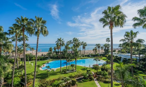 Apartment in Marbella  Puerto Banus, 557 m2, garden, pool, parking   | 3