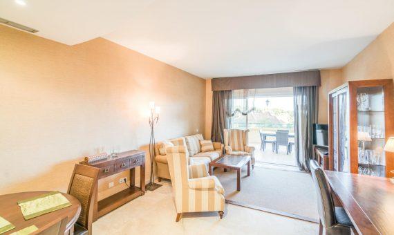 Apartamento en Marbella 141 m2, jardin, piscina, aparcamento   | 2