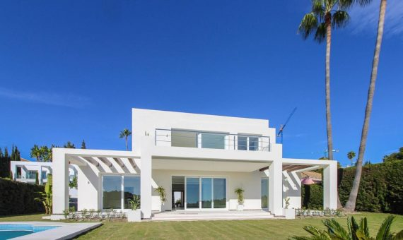 Villa in Benahavis, Marbella, 400 m2, garden, pool, parking   | 7f926236-061d-4976-98da-b7170a469bfb-570x340-jpg