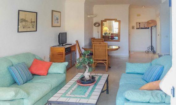 Apartamento en Marbella 120 m2, jardin, piscina, aparcamento   | 2