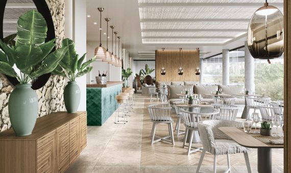 Apartment in Marbella 152 m2, garden, pool, parking   | 1