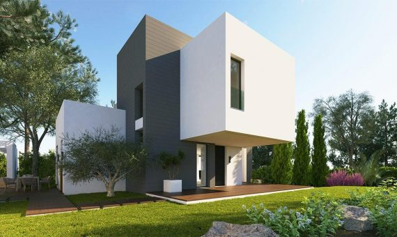 Villa in Benahavis, Marbella, 825 m2, garden, pool, parking   | 4