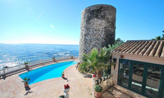 Villa in Mijas Costa, Marbella, 370 m2 -