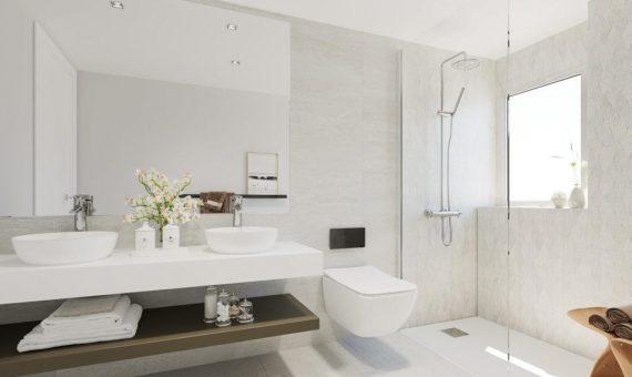 Apartamento en Marbella 139 m2, jardin, piscina, aparcamento   | 4
