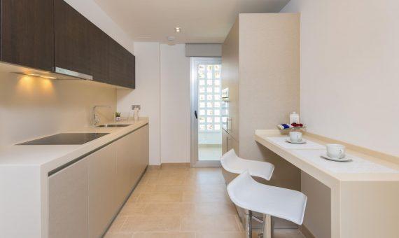 Apartamento en Marbella 134 m2, jardin, piscina, aparcamento   | 4