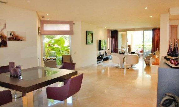 Apartment in Marbella 209 m2, garden, pool, parking   | 2