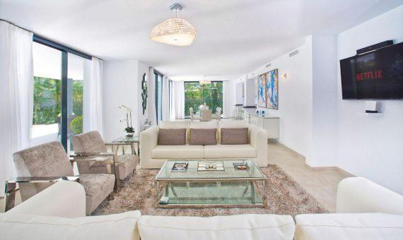 Villa en Marbella 880 m2, jardin, piscina   | 4