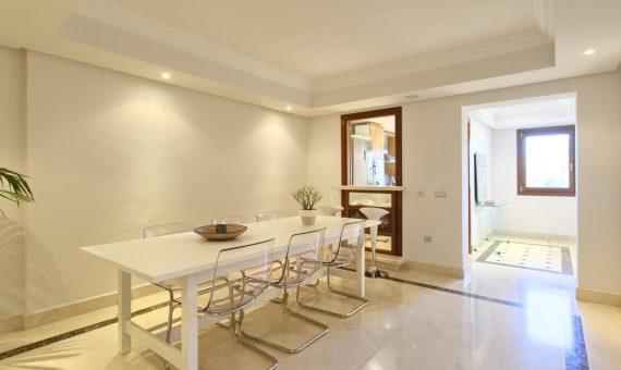 Апартаменты в Эстепоне, Марбелья, 155 м2, сад, бассейн, парковка   | 4