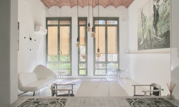 Duplex apartment 100 m2 in the center of Eixample | 2