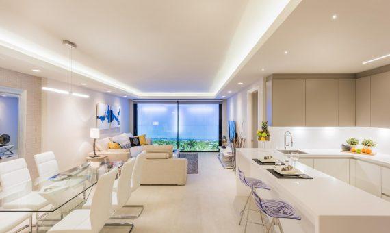 Апартаменты в Новой Андалусии, Марбелья, 147 м2, сад, бассейн, парковка   | 4