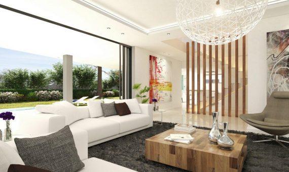 Villa en Marbella Este, 450 m2, jardin, piscina, aparcamento   | 3