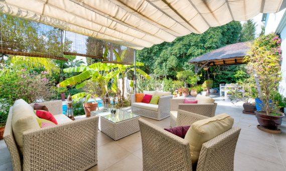 Вилла в Новой Андалусии, Марбелья, 142 м2, сад, бассейн, парковка   | 2