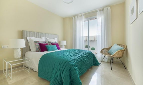 Apartment in Marbella 124 m2, garden, pool, parking   | 1