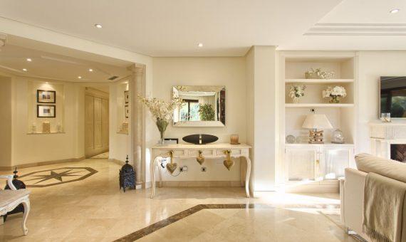 Апартаменты в Новой Андалусии, Марбелья, 202 м2, сад, бассейн   | 2