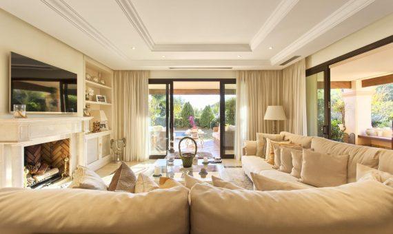 Апартаменты в Новой Андалусии, Марбелья, 202 м2, сад, бассейн   | 4