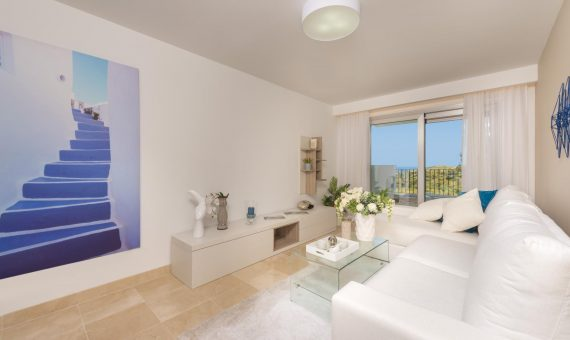 Apartamento en Marbella 134 m2, jardin, piscina, aparcamento   | 3