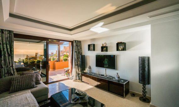 Апартаменты в Эстепоне, Марбелья, 134 м2, сад, бассейн, парковка   | 2