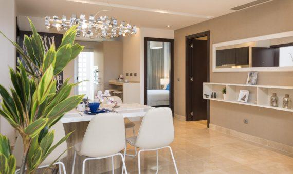 Apartamento en Marbella 134 m2, jardin, piscina, aparcamento   | 2