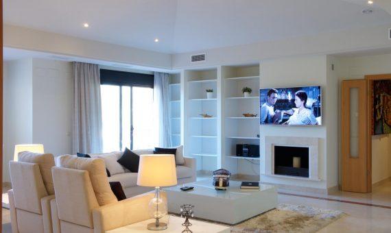 Апартаменты в  Пуэрто-Банусе, Марбелья, 695 м2, сад, бассейн, парковка   | 3