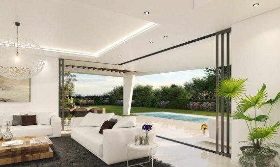 Villa en Marbella 450 m2, jardin, piscina, aparcamento   | 4