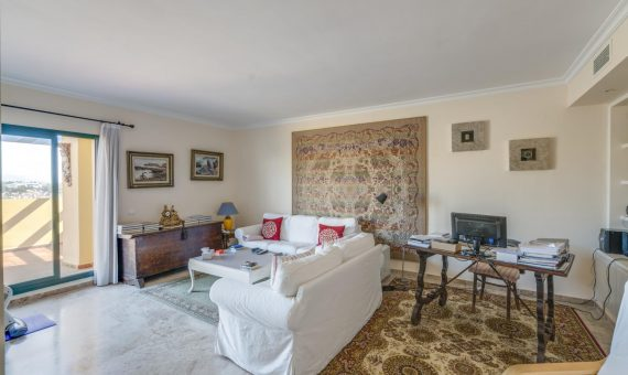 Apartment in Marbella 243 m2, garden, pool, parking   | 2