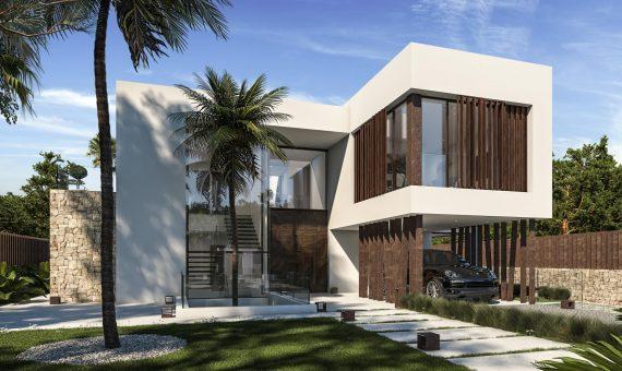 Villa in San Pedro de Alcantara, Marbella, 1065 m2, garden, pool, parking   | 1