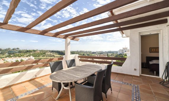 Apartment in Marbella 93 m2, garden, pool, parking   | 4