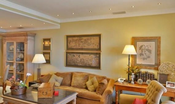 Apartment in Marbella East, 373 m2, garden, pool, parking   | 4