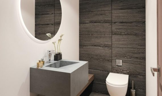 Apartment in Benahavis, Marbella, 136 m2, garden, pool, parking   | 4