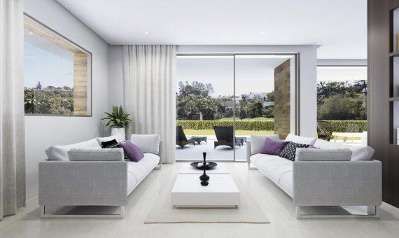 Villa in Estepona, Marbella, 856 m2, garden, pool     4