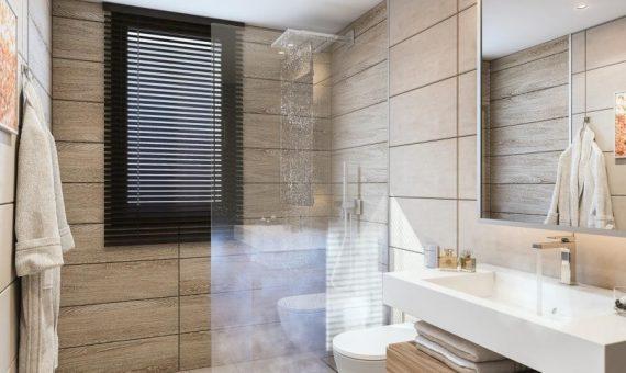 Apartment in Benahavis, Marbella, 136 m2, garden, pool, parking   | 3