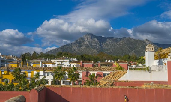Apartment in Marbella 162 m2, garden, pool, parking   | 2