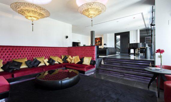 Villa en Marbella Golden Mile, 1237 m2, jardin, piscina, aparcamento   | 4