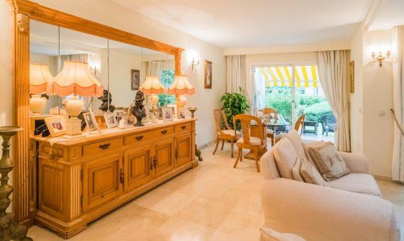 Townhouse in Marbella 169 m2, garden, pool, parking   | 3