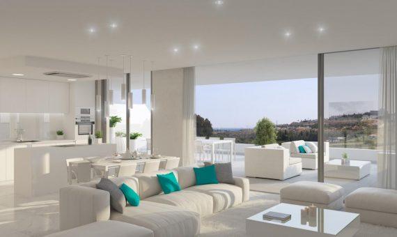 Apartment in Marbella 214 m2, garden, pool, parking   | 1