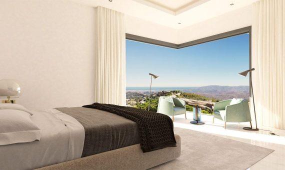 Villa in Benahavis, Marbella, 825 m2, garden, pool, parking   | 3