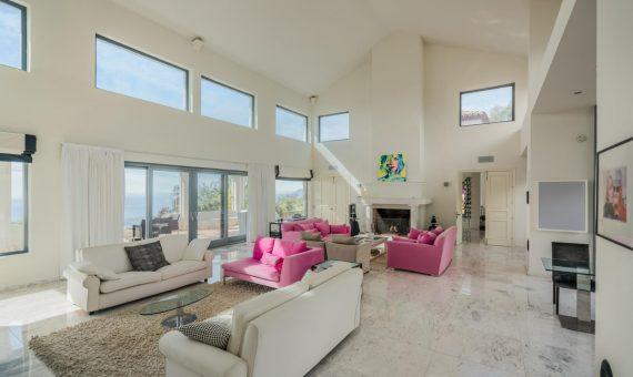 Villa en Marbella Este, 997 m2, jardin, piscina, aparcamento   | 4