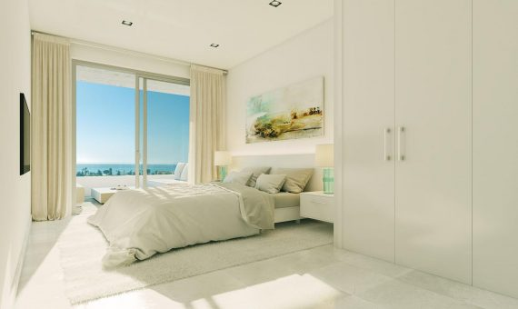 Апартаменты в Эстепоне, Марбелья, 171 м2, сад, бассейн, парковка   | 3